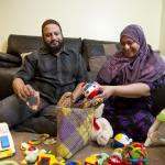 Altaf and Firoza - specialist fostering
