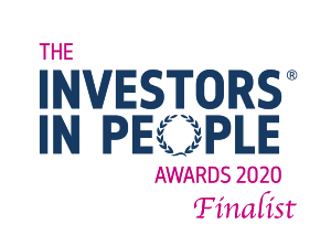 Investors in People Awards 2020 Finalist