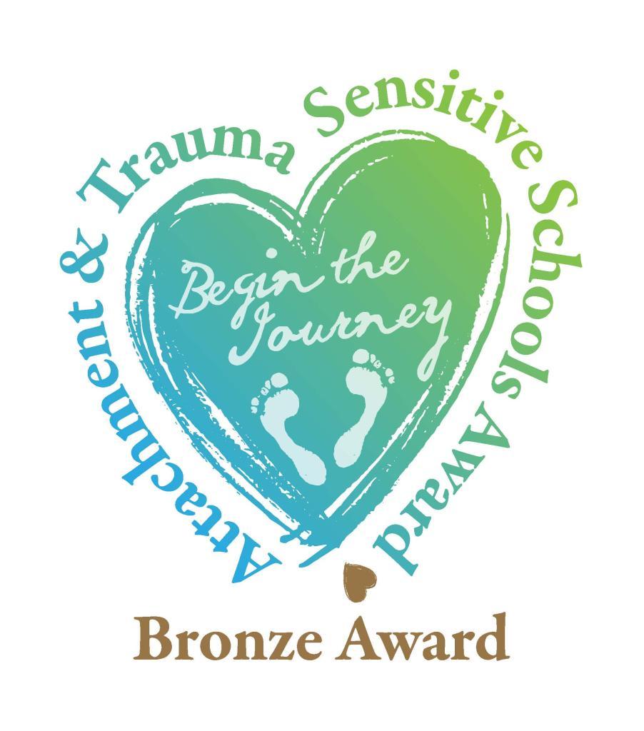 Attachment and Trauma Sensitive Schools Award Bronze