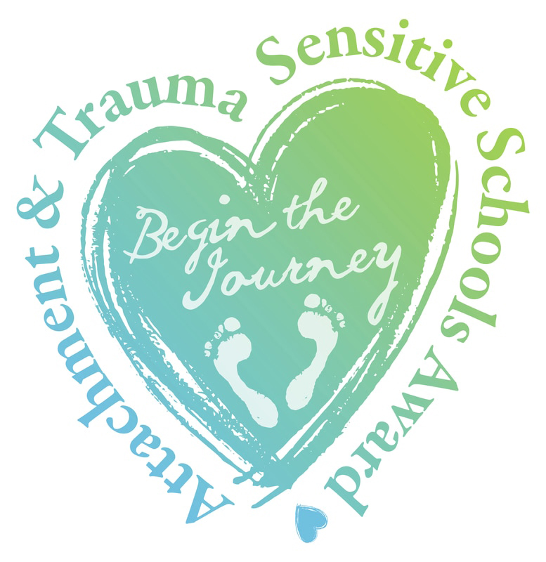 Attachment and Trauma Sensitive School Award logo